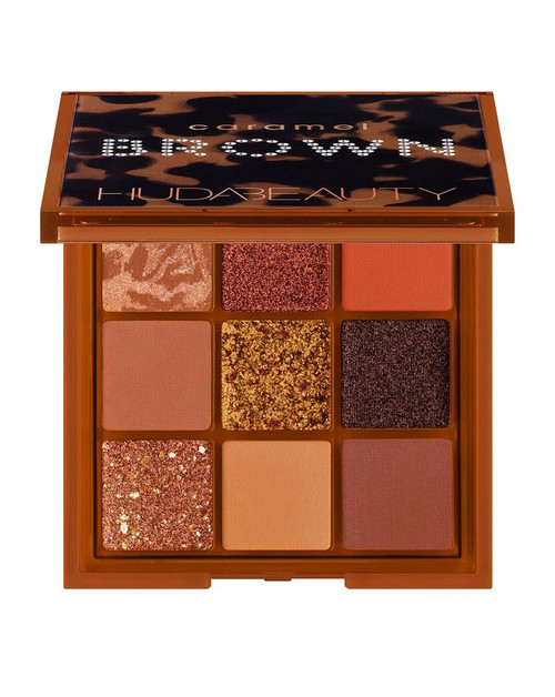 Huda Beauty -  Caramel Brown Obsessions