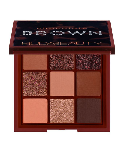 Huda Beauty -  Chocolate Brown Obsessions