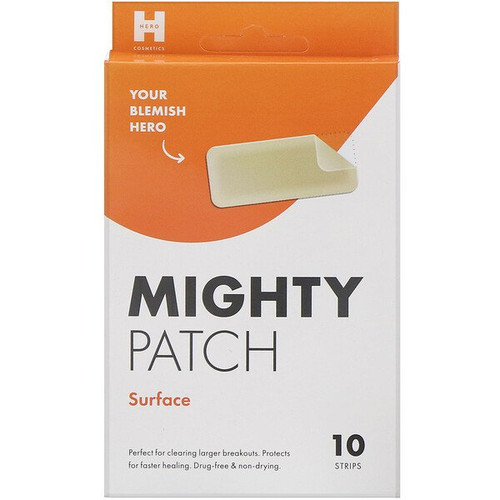Hero Cosmetics - Mighty Patch Surface - 10 Strips