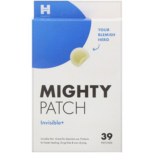 Hero Cosmetics - Mighty Patch - Invisible - 39 Patches
