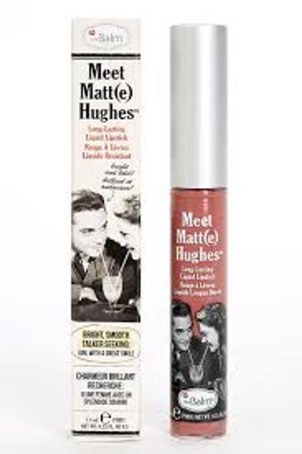 The Balm - Meet Matte Hughes Liquid Lipstick - Committed