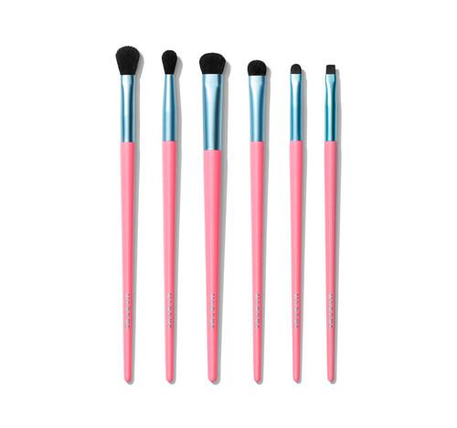 Morphe Brushes - Sweet Oasis 6-Piece Eye Brush Set (LE)