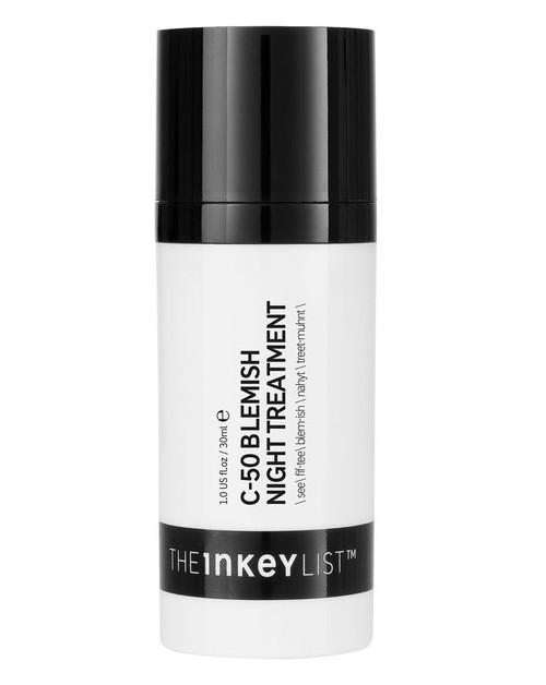 The Inkey List - C-50 Blemish Night Treatment (30 ml)