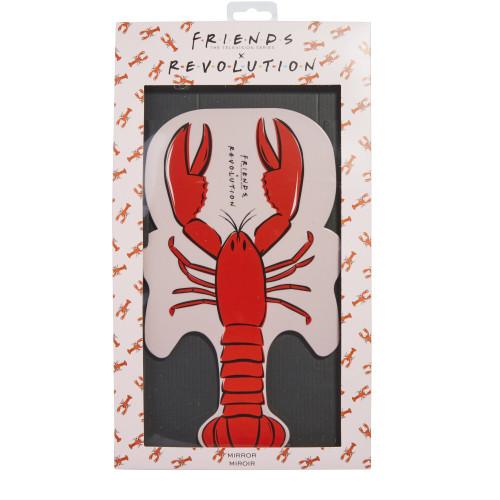 Makeup Revolution London - Friends Lobster Mirror