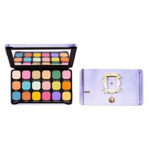 Makeup Revolution London - Friends Forever Flawless We Were On A Break Eyeshadow Palette