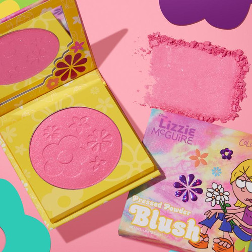 Colourpop - Lizzie McGuire Collection - You Are Magnifico Pressed Powder Blush (LE)