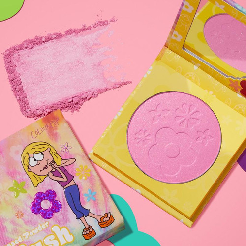 Colourpop - Lizzie McGuire Collection - Dee-Lish Pressed Powder Blush (LE)