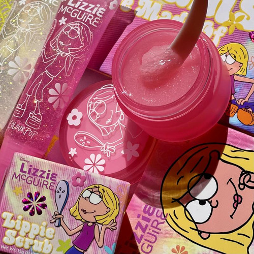 Coloupop - Lizzie McGuire Collection - Bubblegum Pop Lippie Scrub (LE)