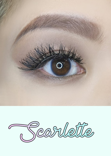 Aoa Studio -  Eyelashes - Scarlette