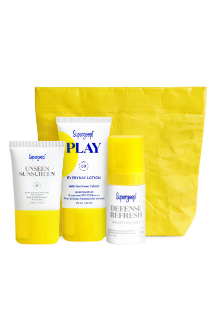 Supergoop! - SPF From Head-to-Toe Set