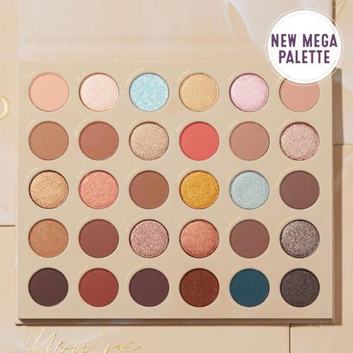 Colourpop - Mega Shadow Palette - You're Golden