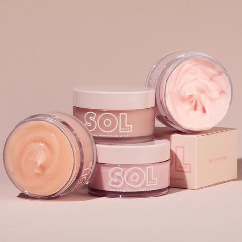 SOL BODY - More Mimosa Sol Body Scrub & Crème Set