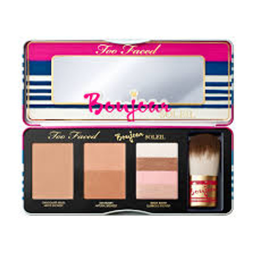 Toofaced - Boujour Soleil Palette (Limited Edition)