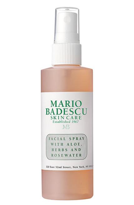 Mario Badescu - Facial Spray with Aloe, Herbs and Rose Water - 4 oz