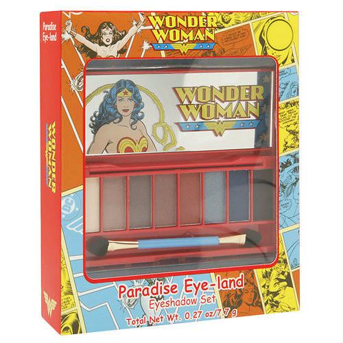 Wonder Woman - Eyeshadow Set (Limited Edition)