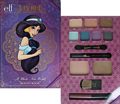 Elf - Disney Jasmine - Beauty Book Face Makeup Set