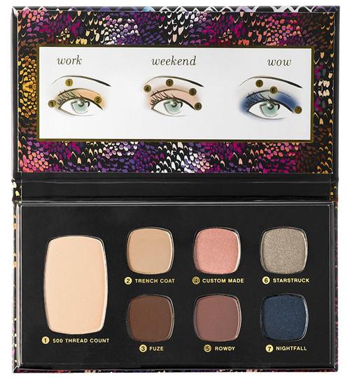 Bare Minerals - Work, Weekend, Wow Eyeshadow Palette **New**