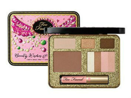 Toofaced - Beauty Wishes & Sweet Kisses Palette (Limited Edition)