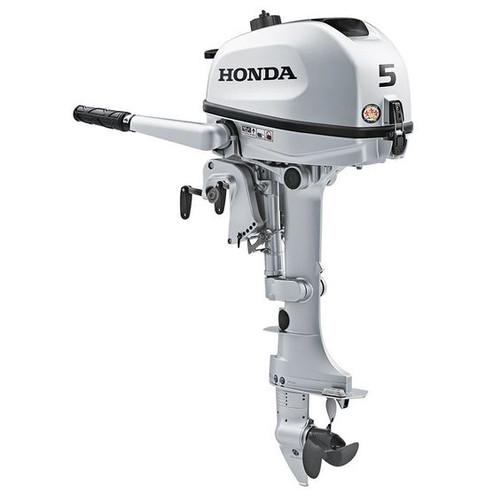 2020 HONDA 5 HP BF5DHSHNA Outboard Motor
