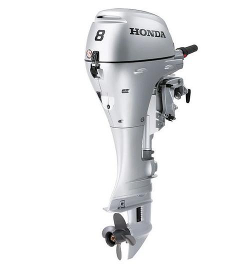 2020 HONDA 8 HP BF8DK3SHA Outboard Motor