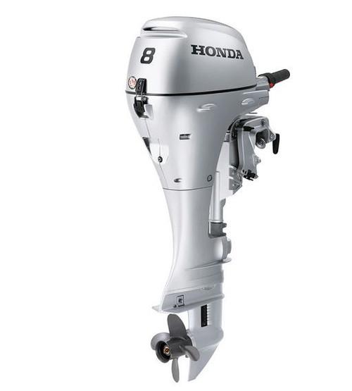 2020 HONDA 8 HP BF8DK3LHA Outboard Motor