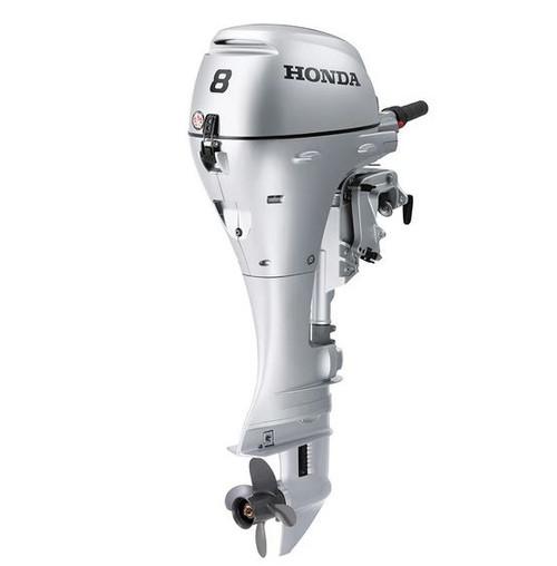 2019 HONDA 8 HP BF8DK3LHSA Outboard Motor
