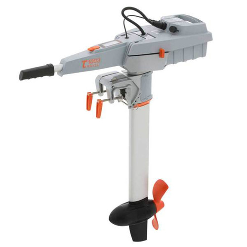 Travel 1003 Electric Outboard, Long Shaft