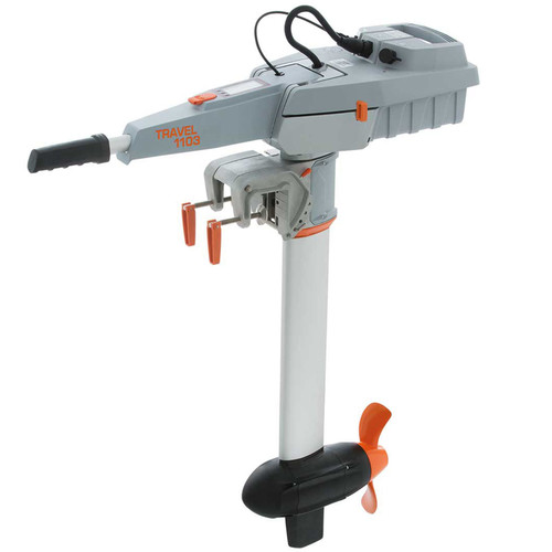 Travel 1103 CL Electric Outboard Motor, Long Shaft