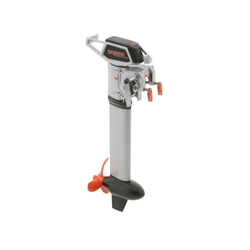 Cruise 2.0R Electric Outboard, Long Shaft, Remote Steering
