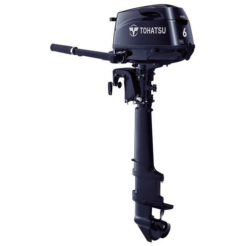 2020 Tohatsu 6 HP MFS6CSPROUL SAIL PRO Outboard Motor