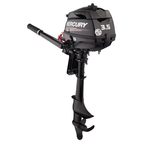 2020 Mercury 3.5 HP 3.5MLH Outboard Motor
