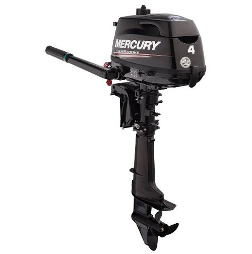 2020 Mercury 4 HP 4MLH Outboard Motor