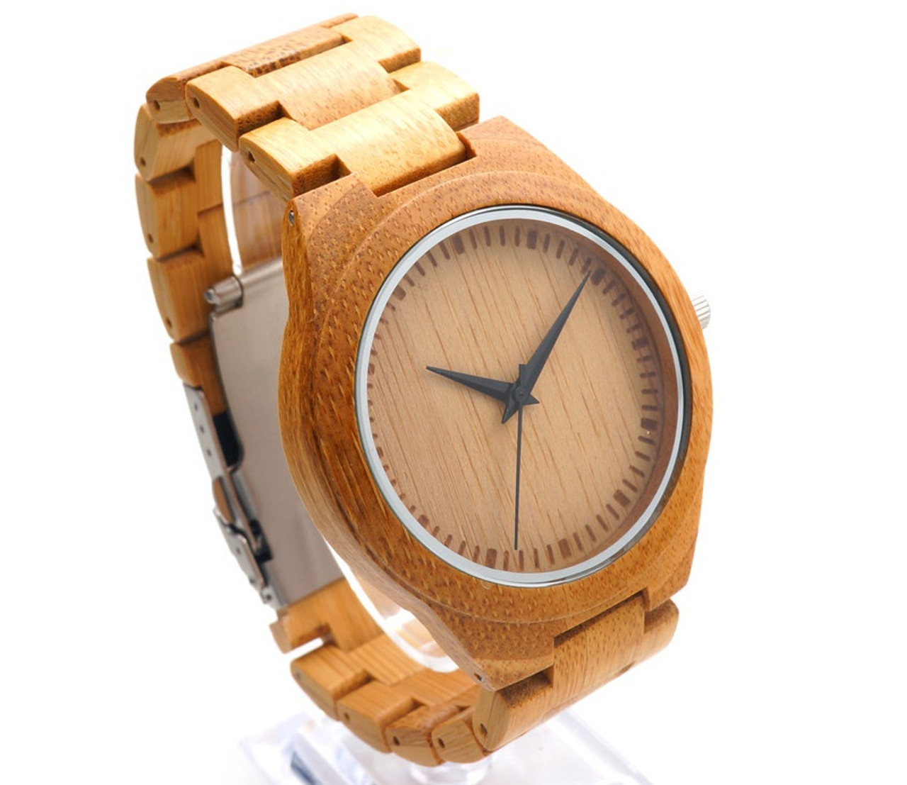 Grpn -  Personalized Bamboo Watch W#71