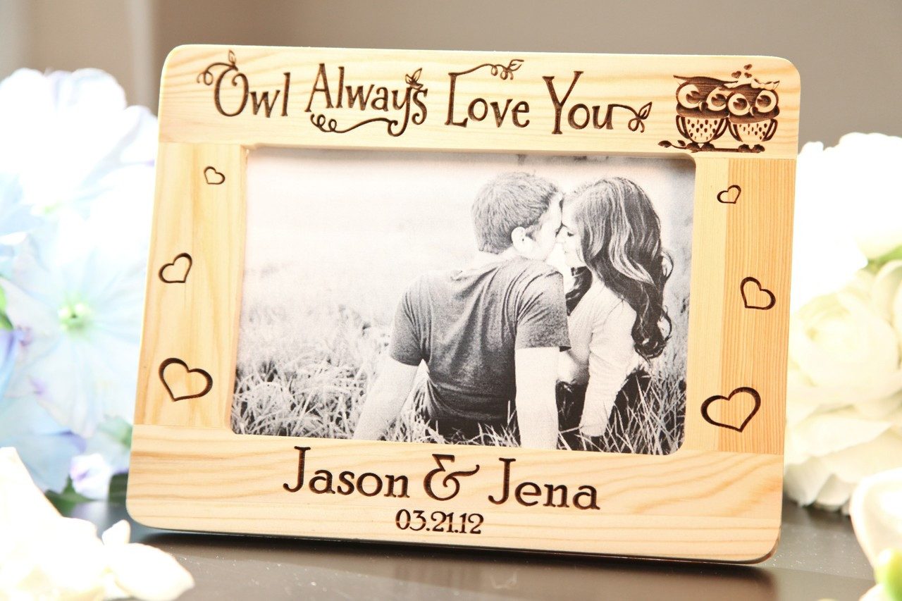 Grpn BE - Picture Frame - Owl Always Love you