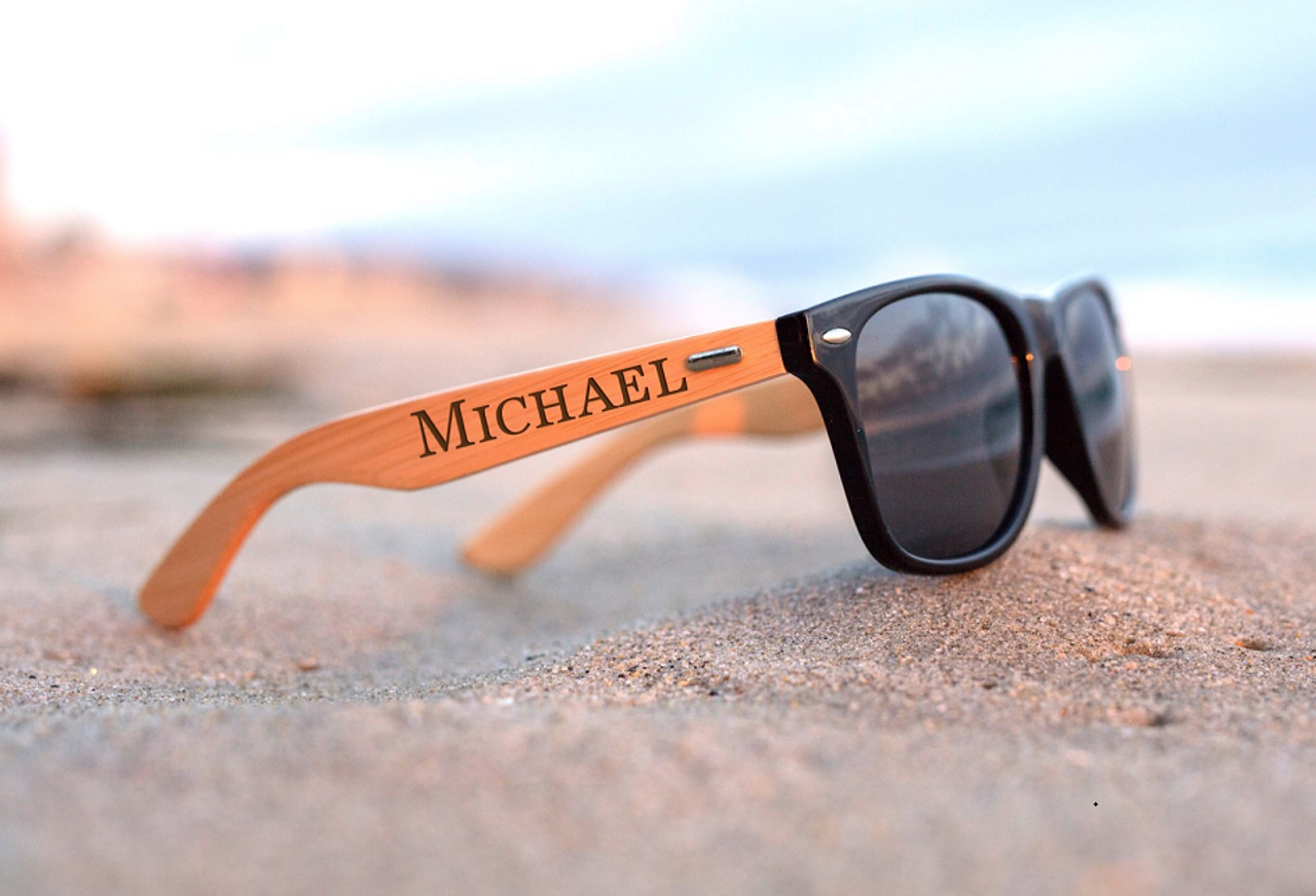 FREE Personalized Sunglasses