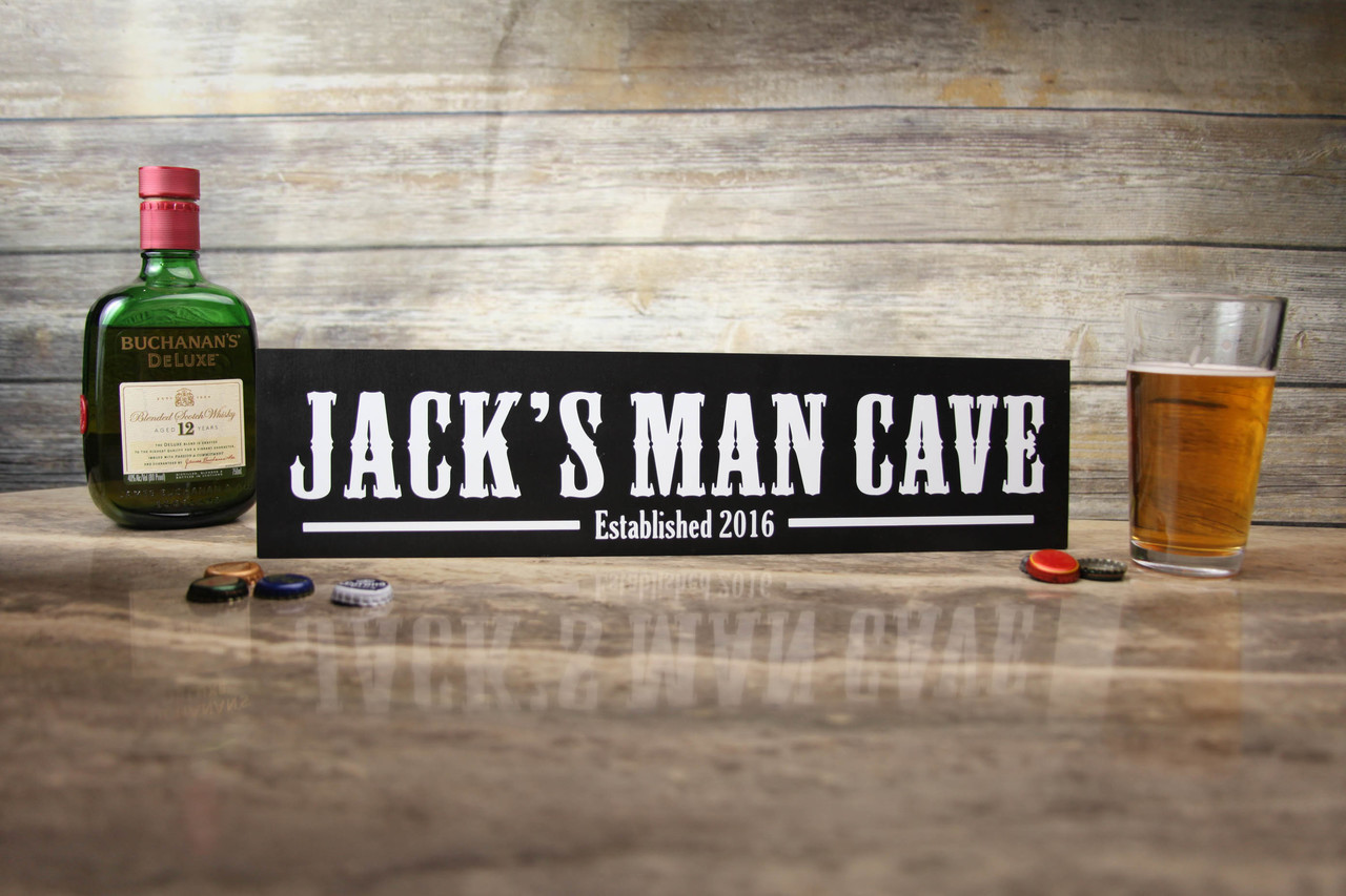 Family Sign - Man Cave Sign