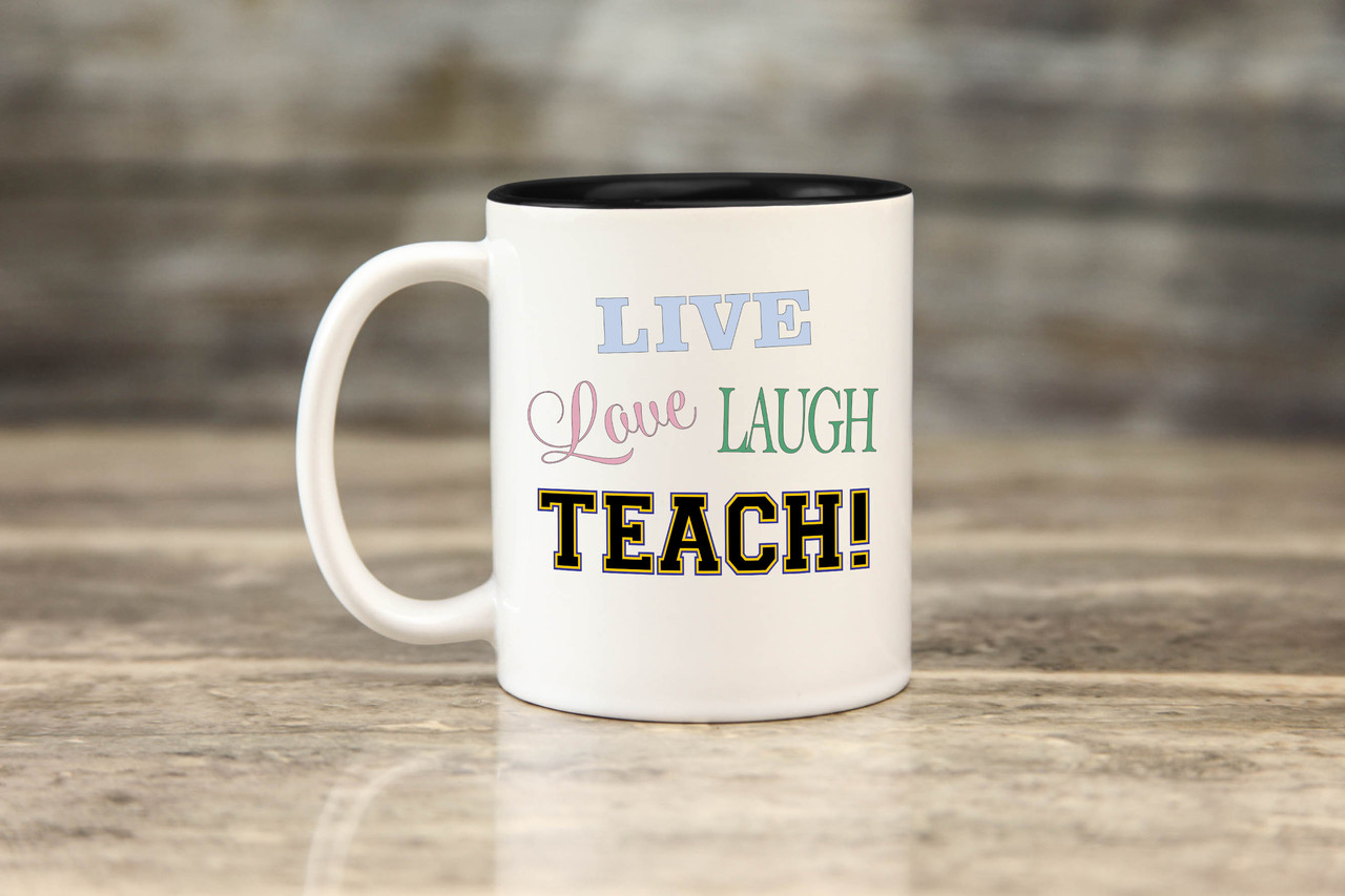 Mug - Live Love Laugh