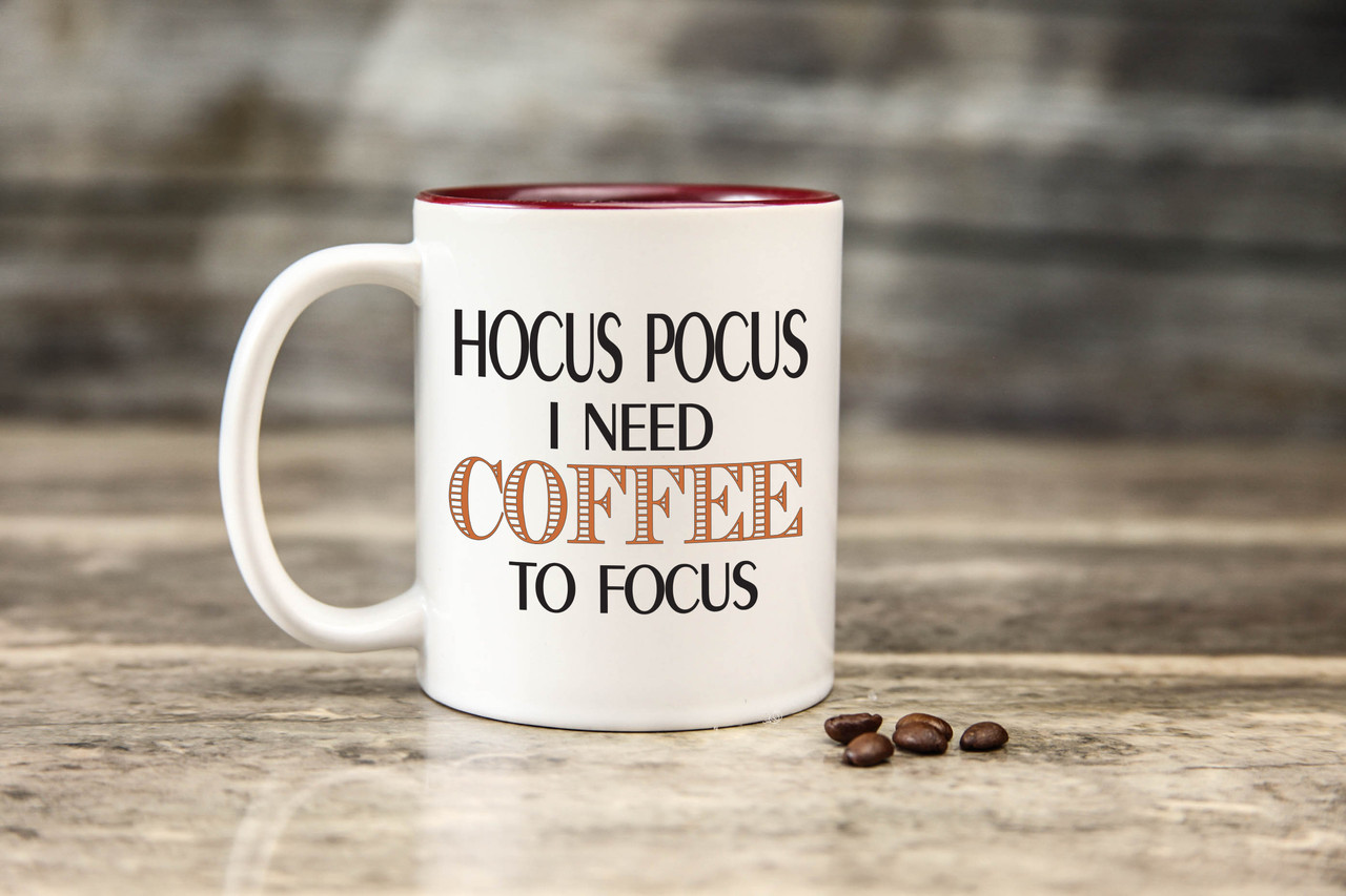 Mug - Coffee to Focus