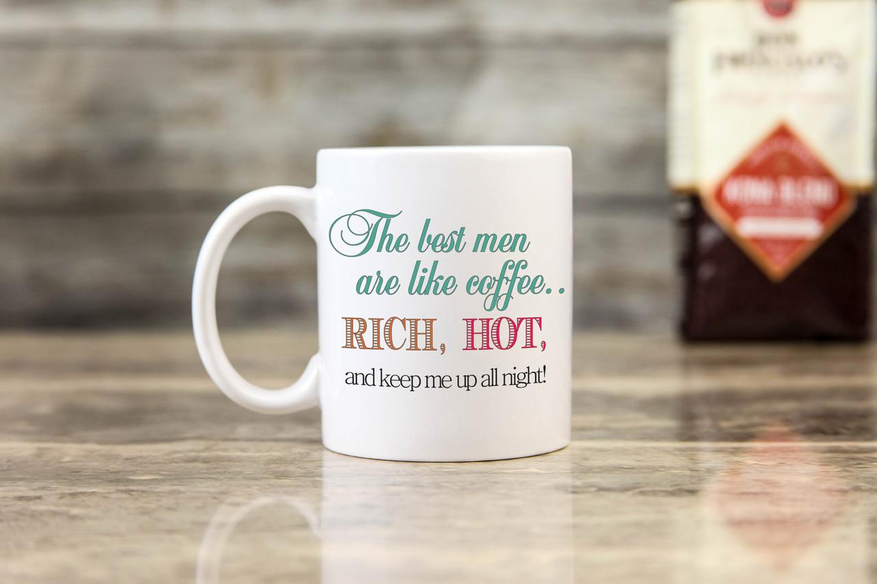 Mug - The Best Men