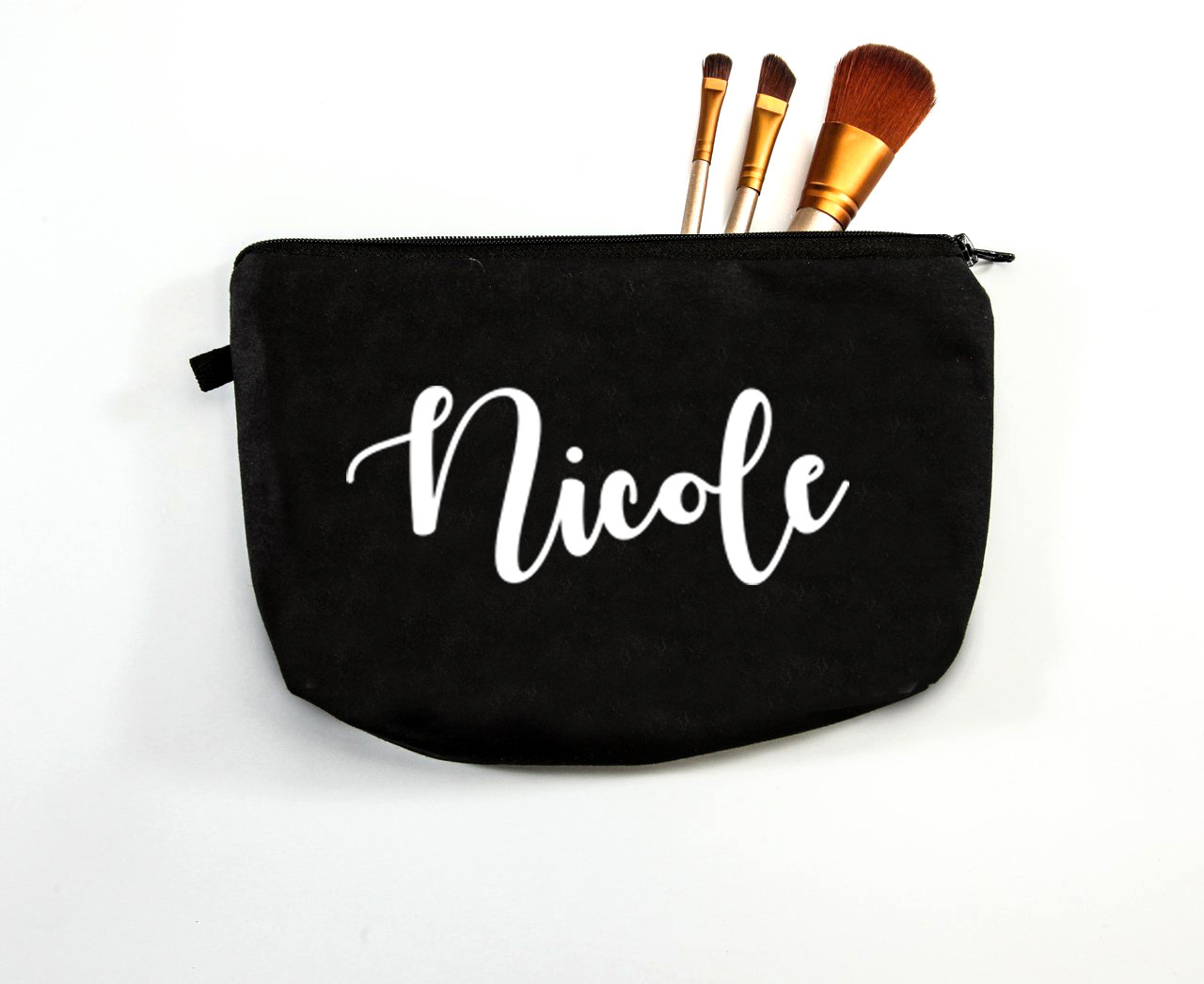 Personalized Make Up Bag- Autumn