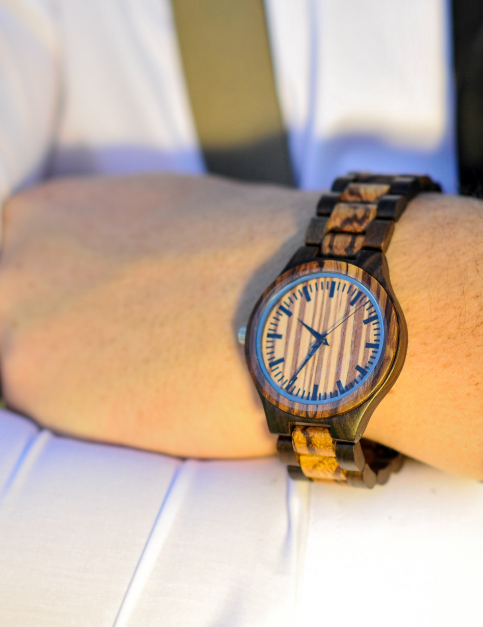 GRPN Italy - Engraved Watch W#94