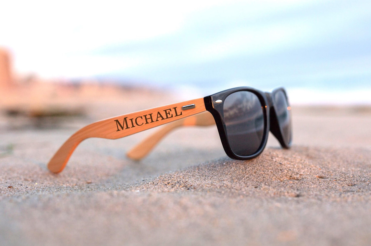 Grpn Spain - Engraved Sunglasses - Name