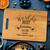 Handle Worlds Best Grandma Personalized Cutting Board
