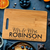 Handle Mr Mrs Bottom Name Personalized Cutting Board