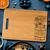 Handle Mason Jar Personalized Cutting Board