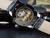 Engraved Men Vintage Mechanical Skeleton Pocket Watch W#5