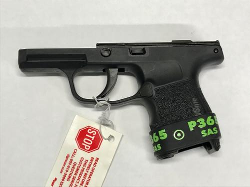 Sig P365 SAS Complete Frame