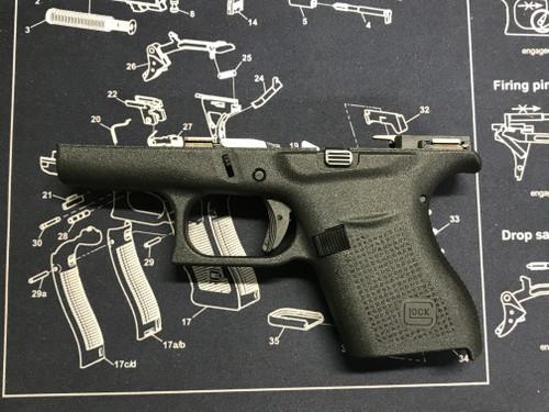 Glock G43 Complete frame