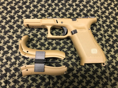 G19X / 9mm Gen 5 Lower Frame Complete