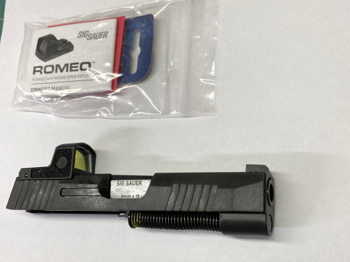 Complete Factory Sig P365 XL Romeo 9mm Slide